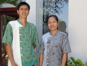 Villa Pantai Bali - Villa Staff