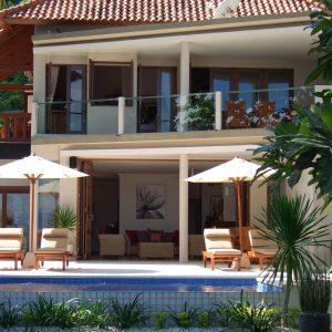 Villa Pantai Bali - Garden View