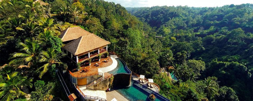 Ubud Villa Pantai Bali